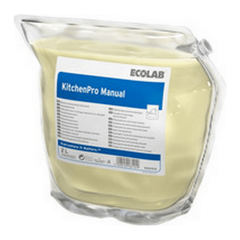 Ecolab kitchenpro manual 2 liter a2
