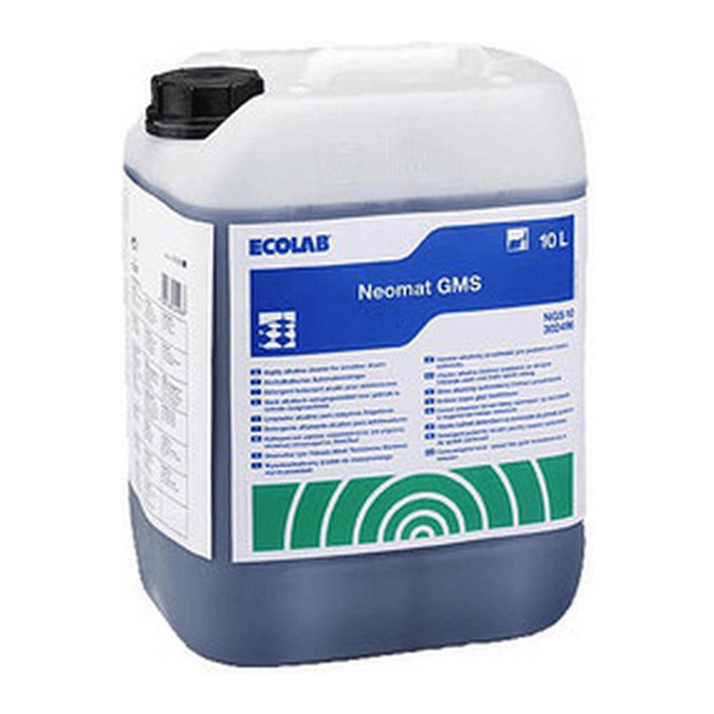 Ecolab | Neomat GMS alk. | Vloerreiniger | Jerrycan 10 liter