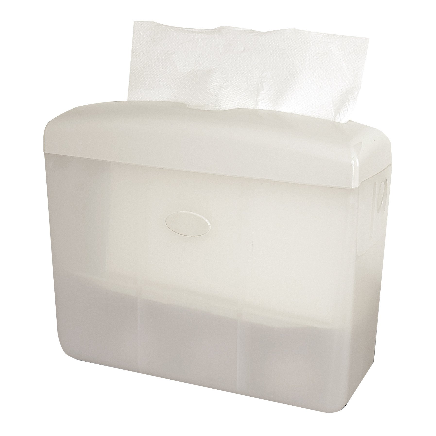 Euro Products   Tafeldispenser   Multifold Handdoekpapier   Wit