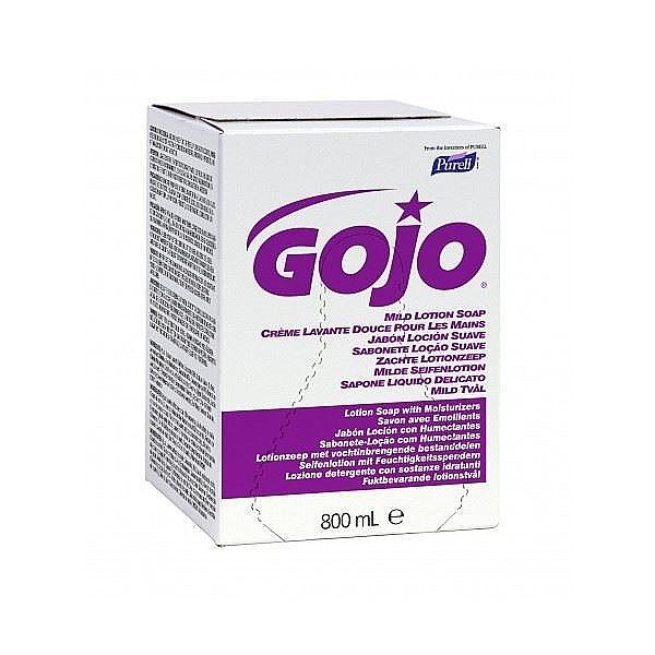 Gojo milde lotion zeep 6 x 800 ml