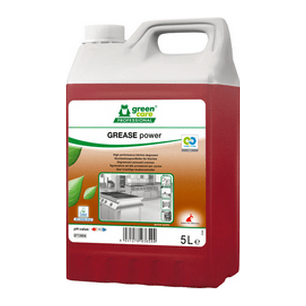 Green care | Grease power | Jerrycan 5 liter