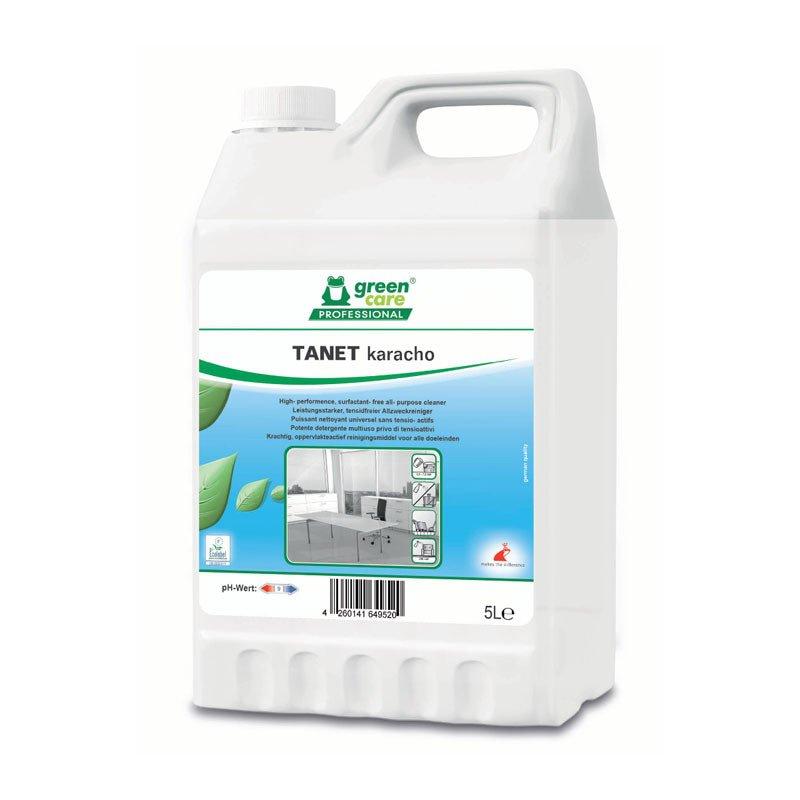 Green Care | Tanet Karacho | Tapijtreiniger en Vloerreiniger | Jerrycan 5 liter