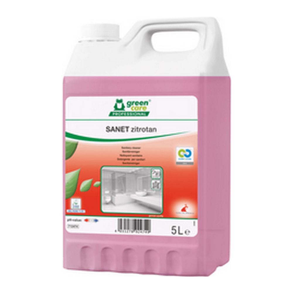 Green care | Sanet zitrotan | Jerrycan 5 liter
