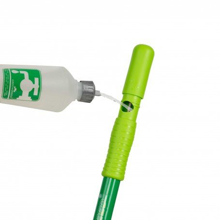 Greenspeed | Sprenklersteel + vulfles | 145 cm