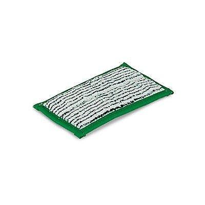 Greenspeed minipad wit-groen streep zacht 9 x 16 cm