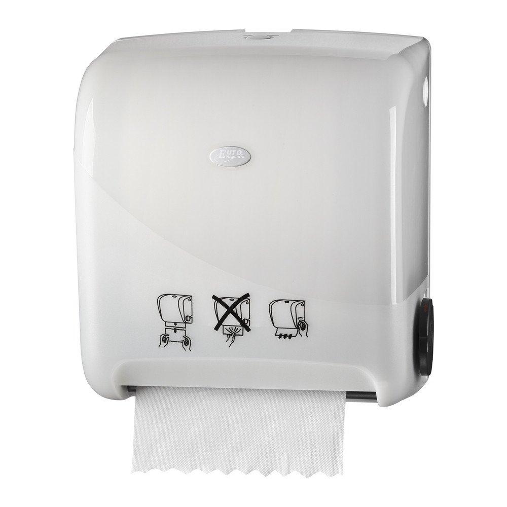 Euro Products | Handdoekautomaat | Autocut E-Matic | Wit