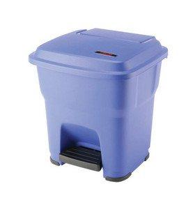 Hera | Pedaalemmer | Blauw | 35 liter