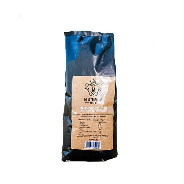 Meesterschap   Cacaopoeder   Zak 6 x 1 kg