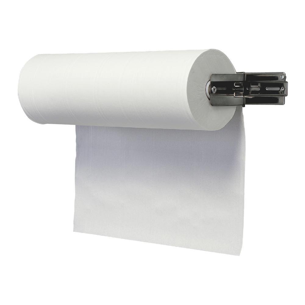 Onderzoektafelpapier houder chroom