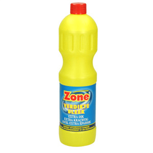 Zone   Dikke bleek   8%   Fles 12 x 1 liter