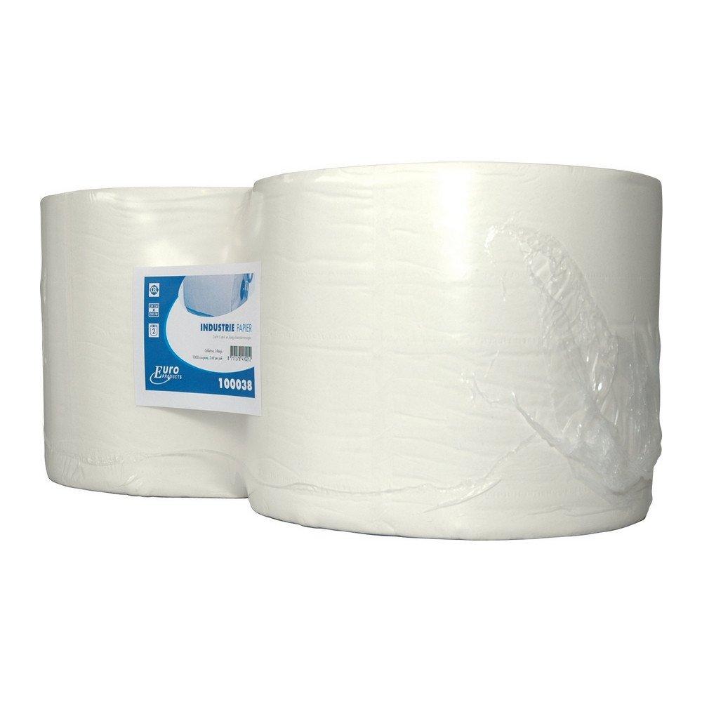 Industriepapier cellulose zwaar 2-laags 2 x 380 meter