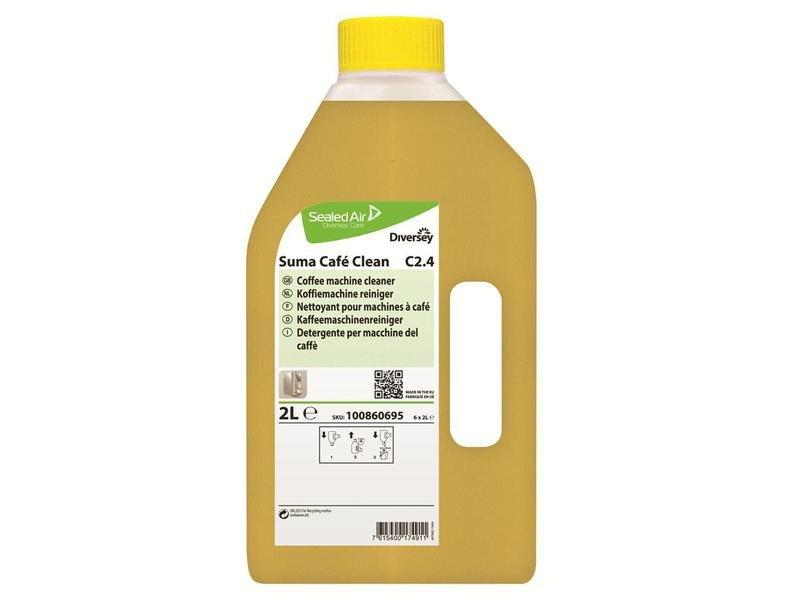 Diversey | Suma Cafe Clean C2.4 | 2 x 2 liter