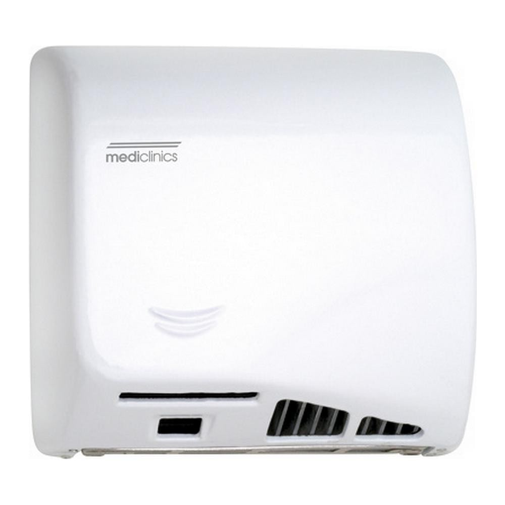 Mediclinics | Handendroger | Automatisch | 1150 watt | Wit | Kunststof