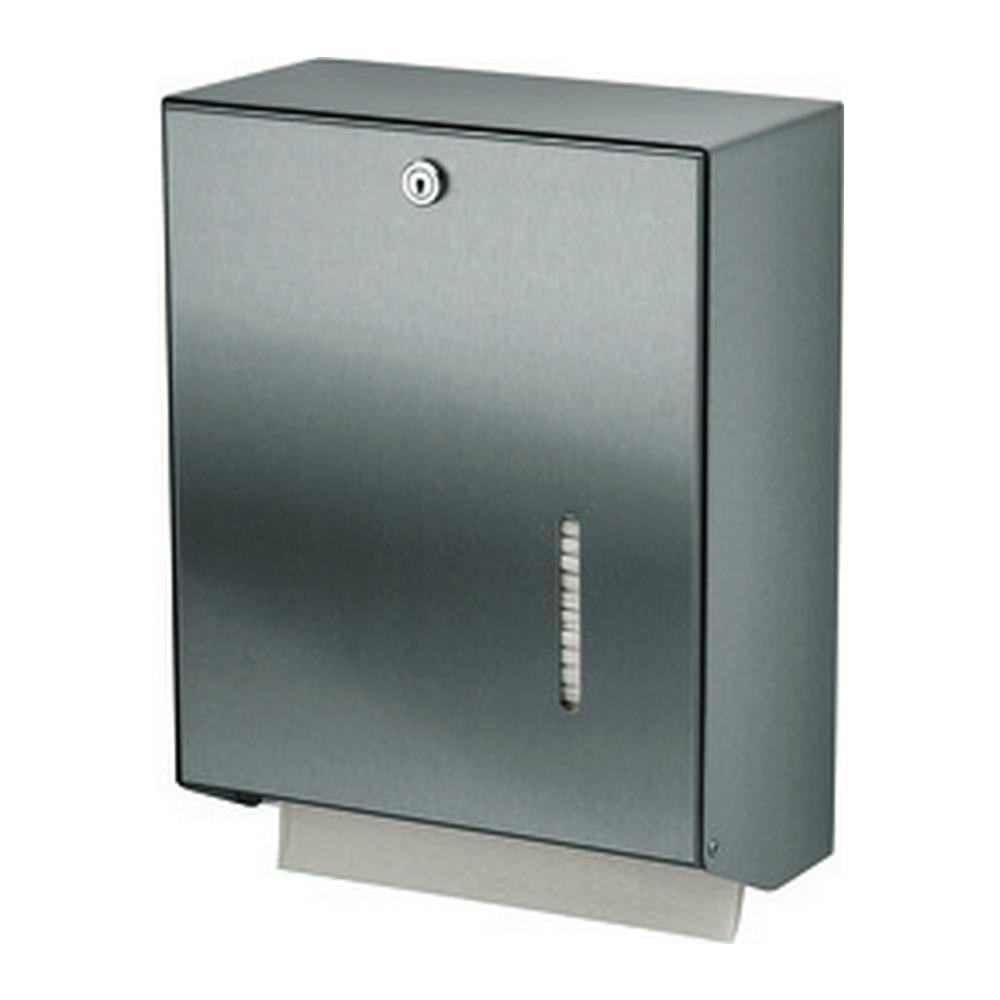 MediQoline | Handdoekdispenser | RVS | Groot