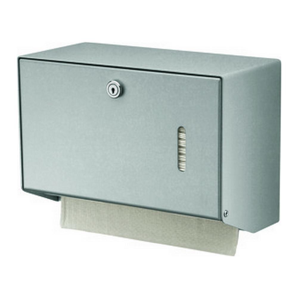 MediQoline | Handdoek dispenser | Klein | Aluminium