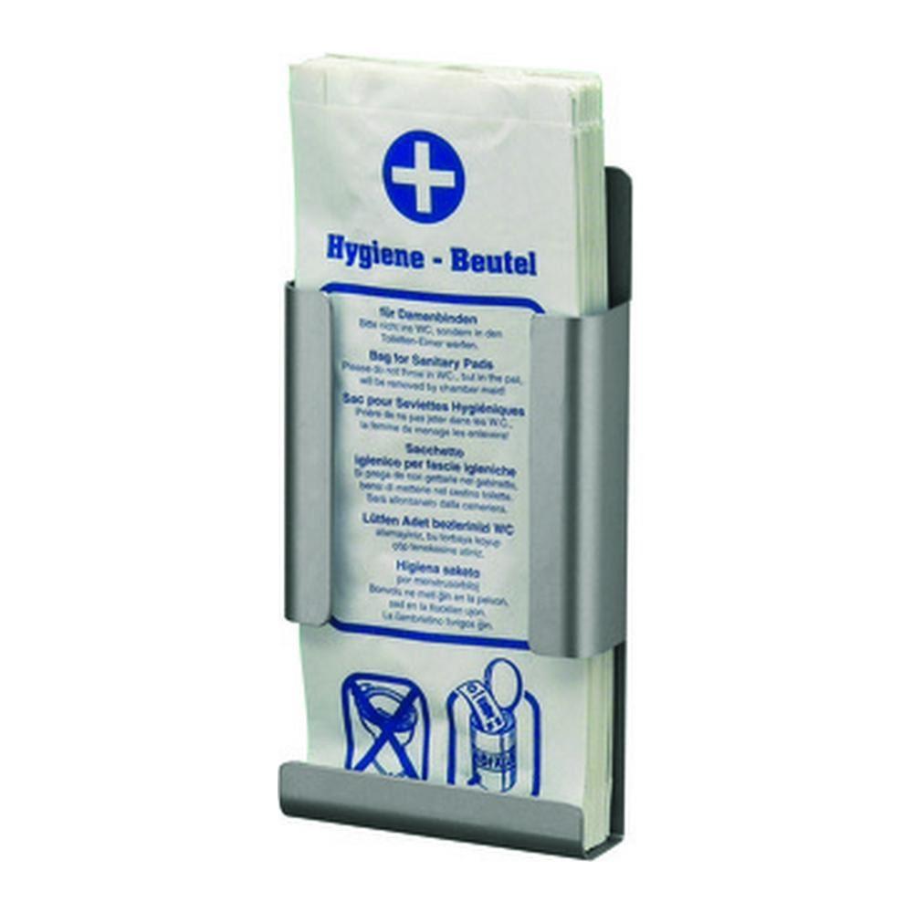 MediQoline Hygiënezakjesdispenser aluminium