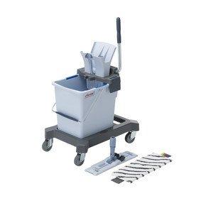 Vileda | Ultraspeed | Pro starterkit met plaat en mop | 25 liter