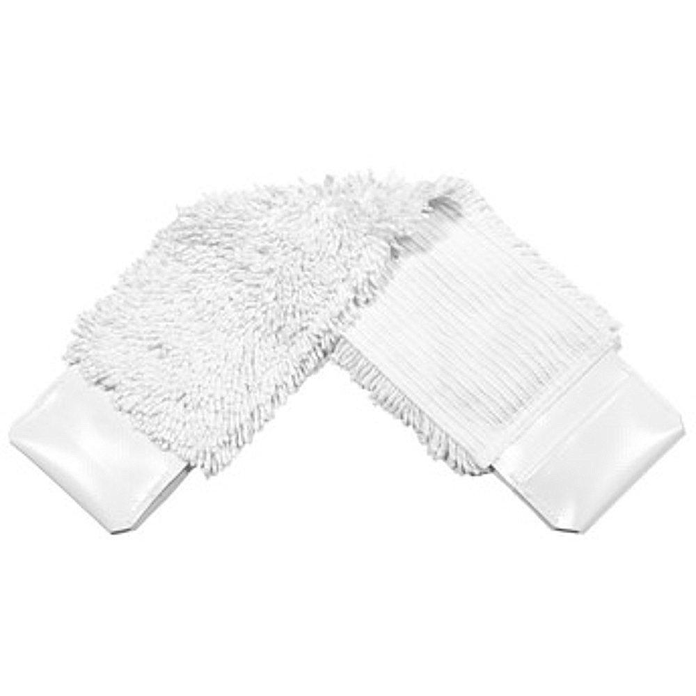 Numatic hang-on vlakmop nylon wit met flap