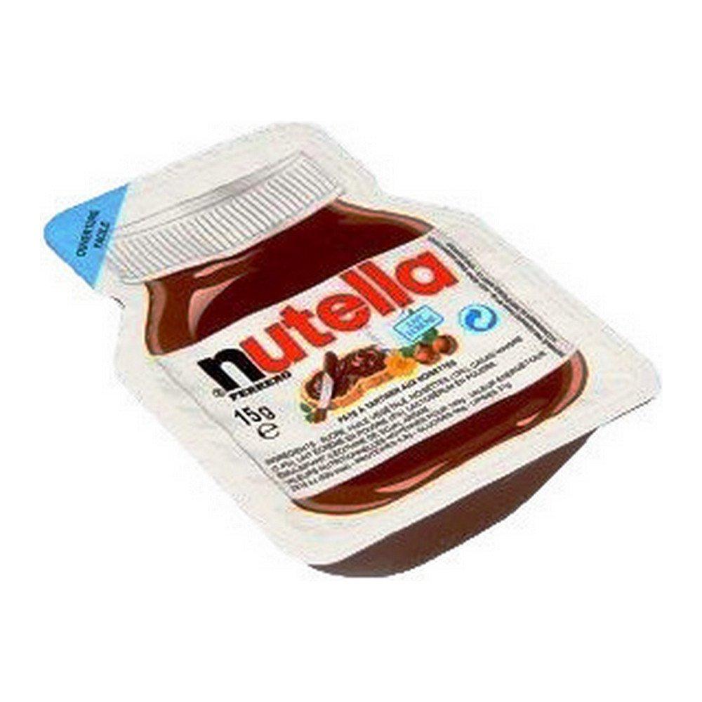 Nutella   Hazelnootpasta   120 cups x 15 gram