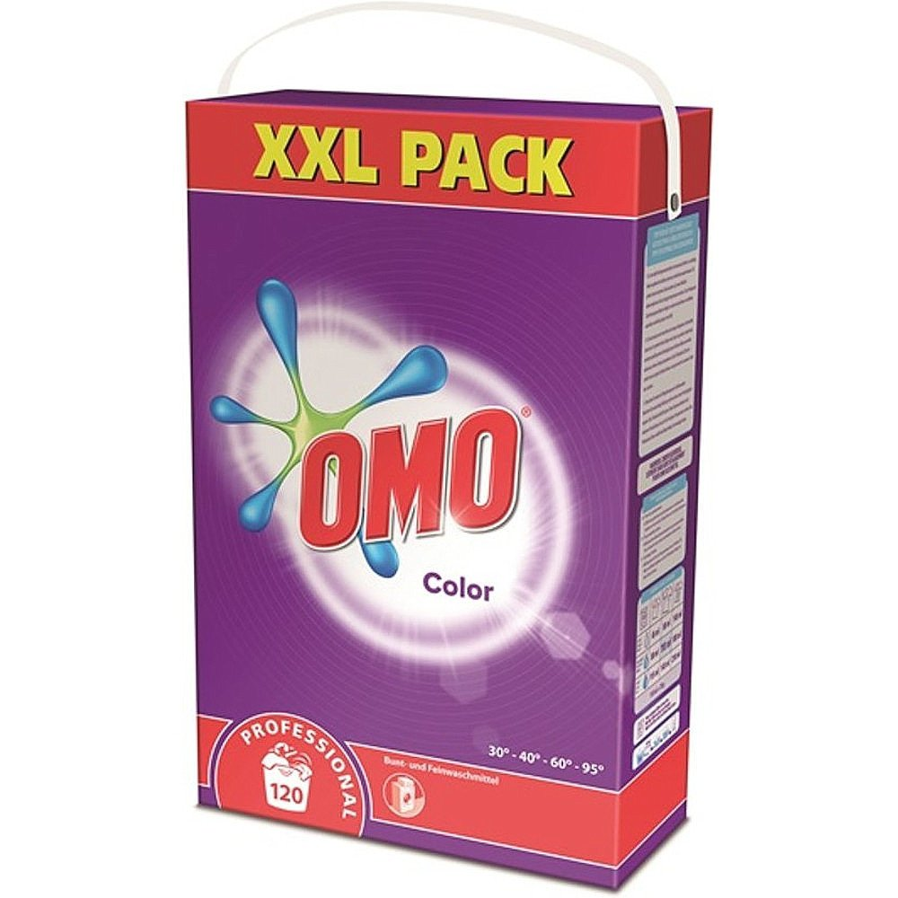 Omo prof. color 8,4 kg XXL pack