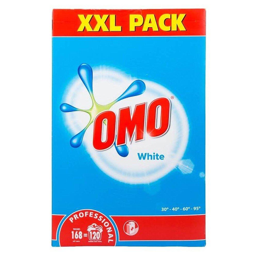 Omo prof. white 8,4 kg XXL Pack