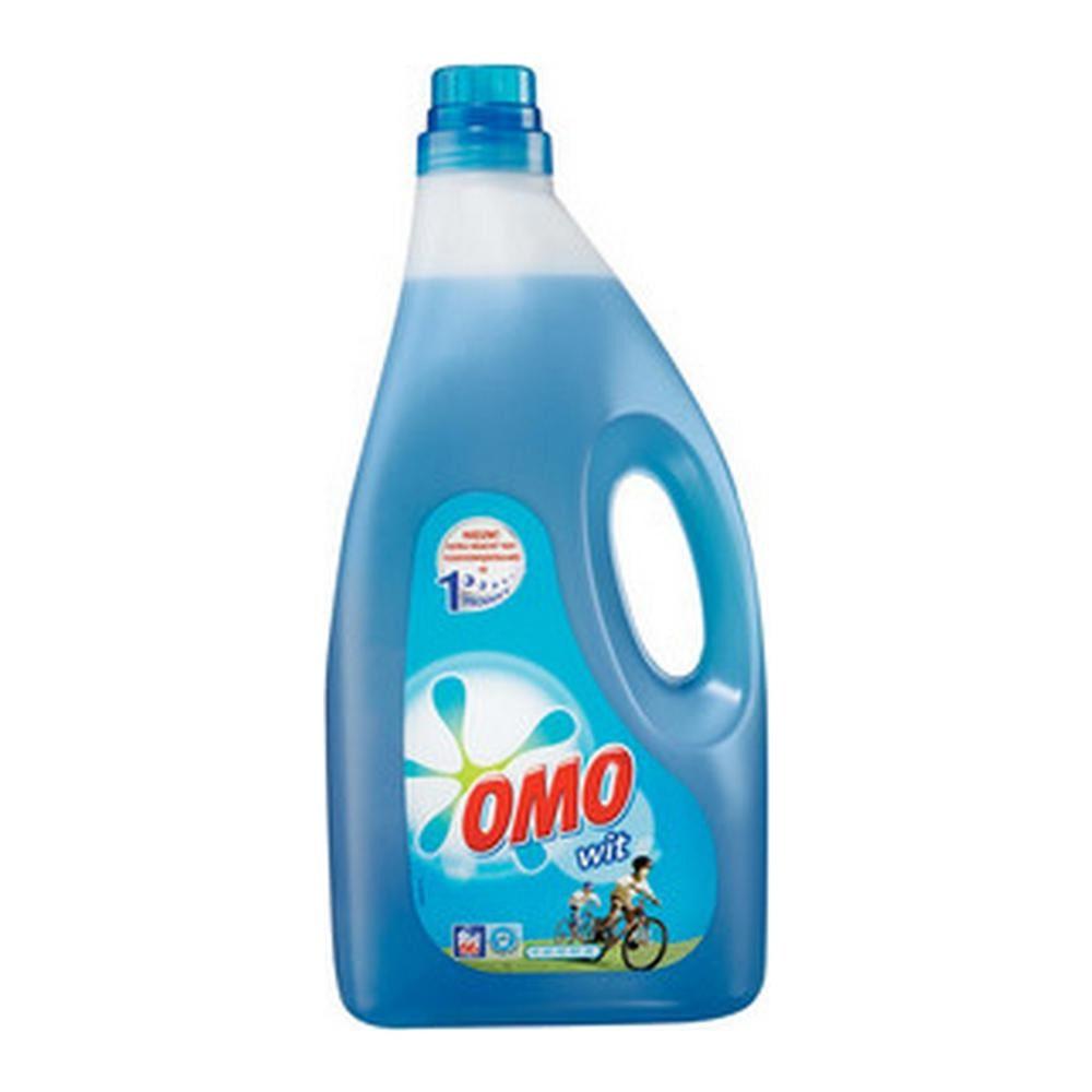 OMO | White wasmiddel | Fles 5 liter