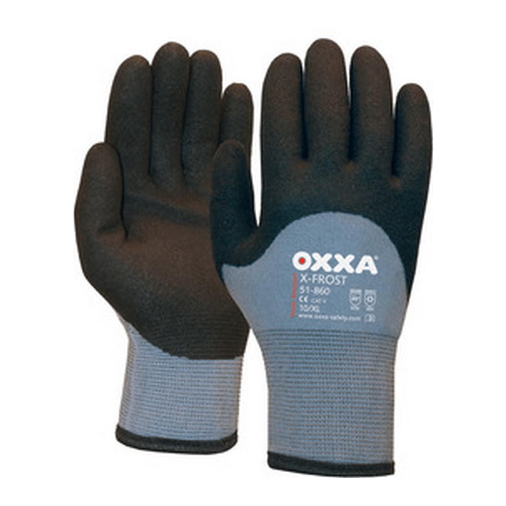 Oxxa handschoenen X-frost 51-860 mt 11