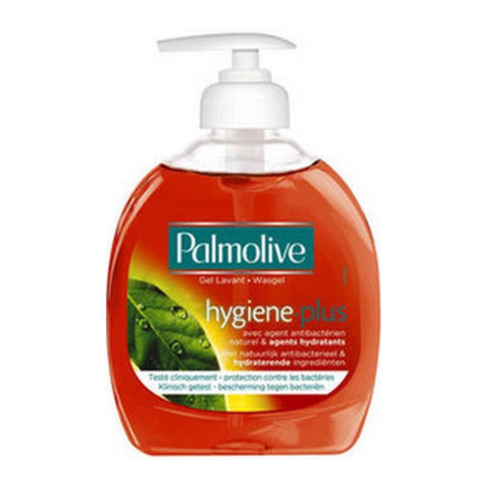 Palmolive hygiëne zeep met pomp 12 x 300 ml