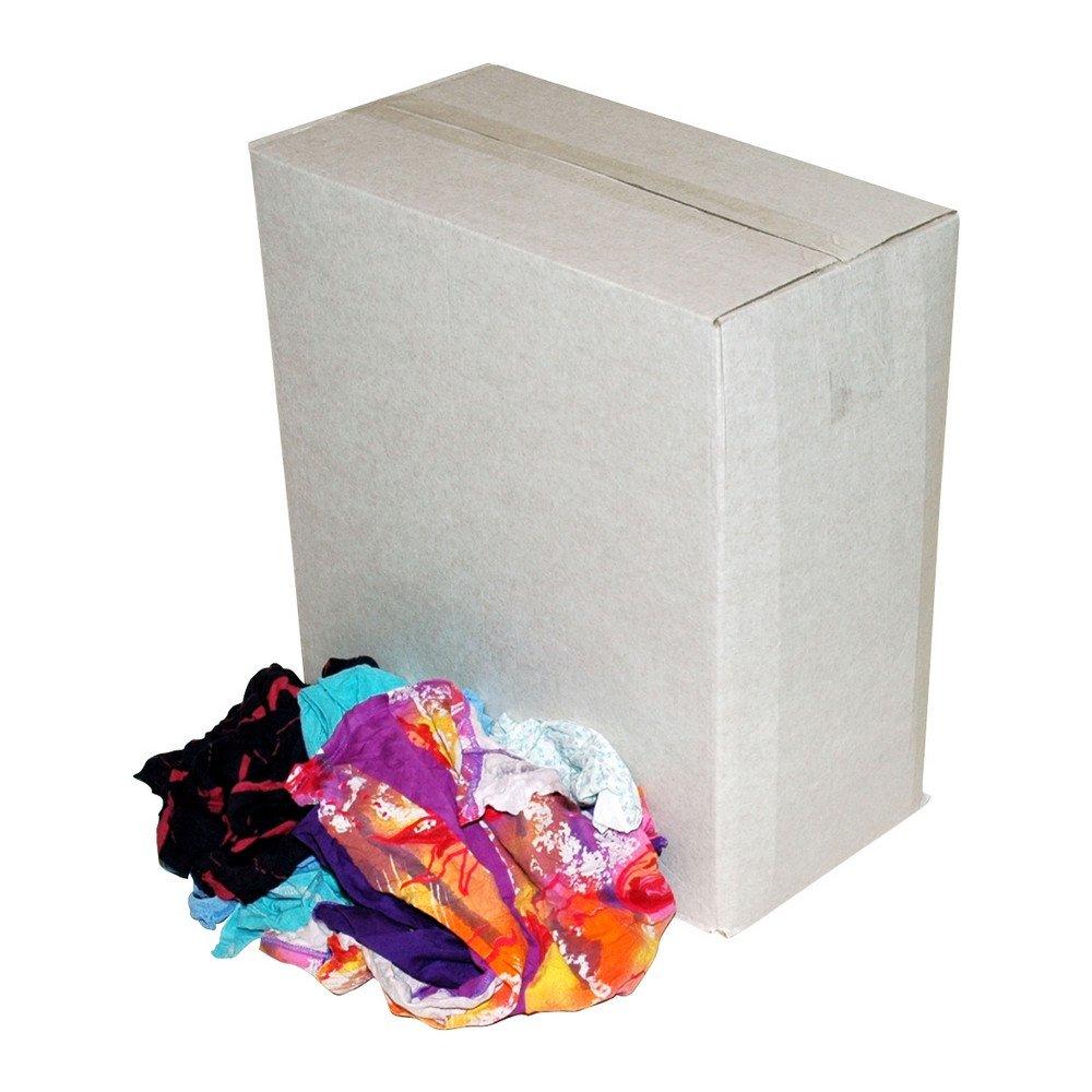 Poetsdoek dunne tricot Polo lappen doos 10 kg