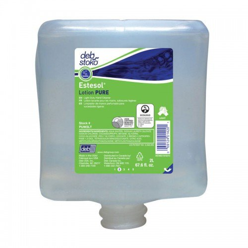 DEB | Estesol | Lotion pure | 6 x 1 liter