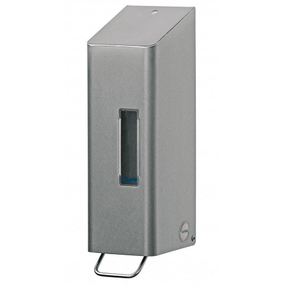 Desinfectievloeistof dispenser Santral RVS navulb. met pomp 1200 ml
