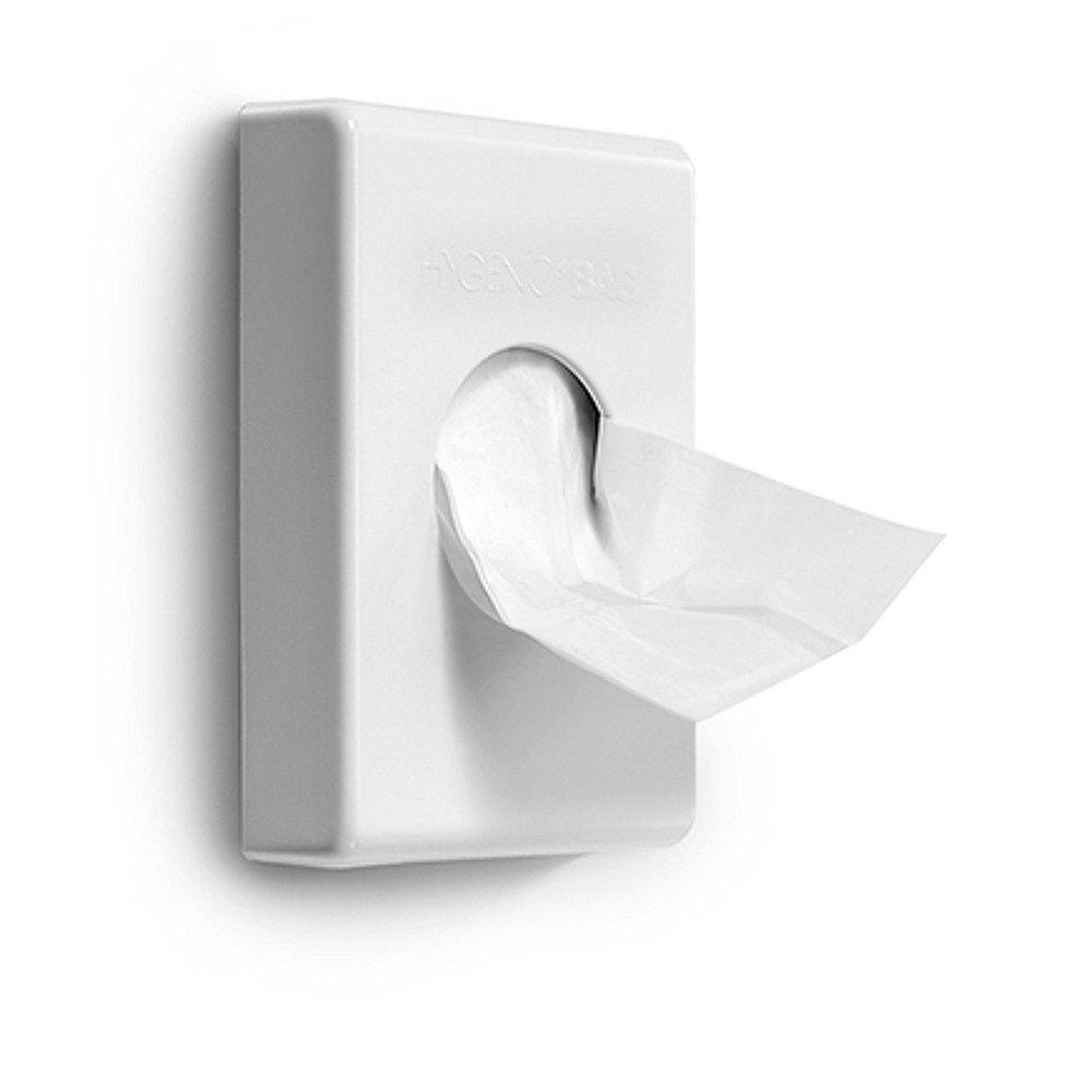 Satino | Smart | Hygiënezakjes dispenser | Wit