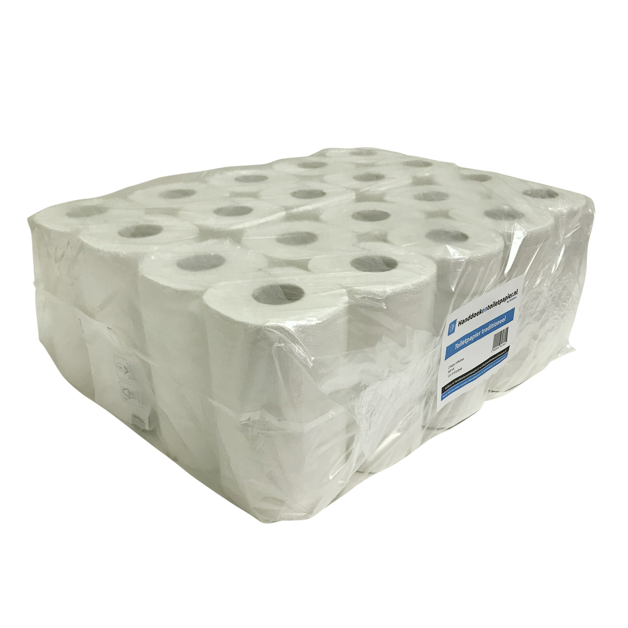 4UStore toiletpapier cellulose 2-laags
