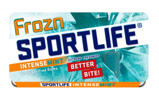 Sportlife | Frozn intense | 48 pakjes