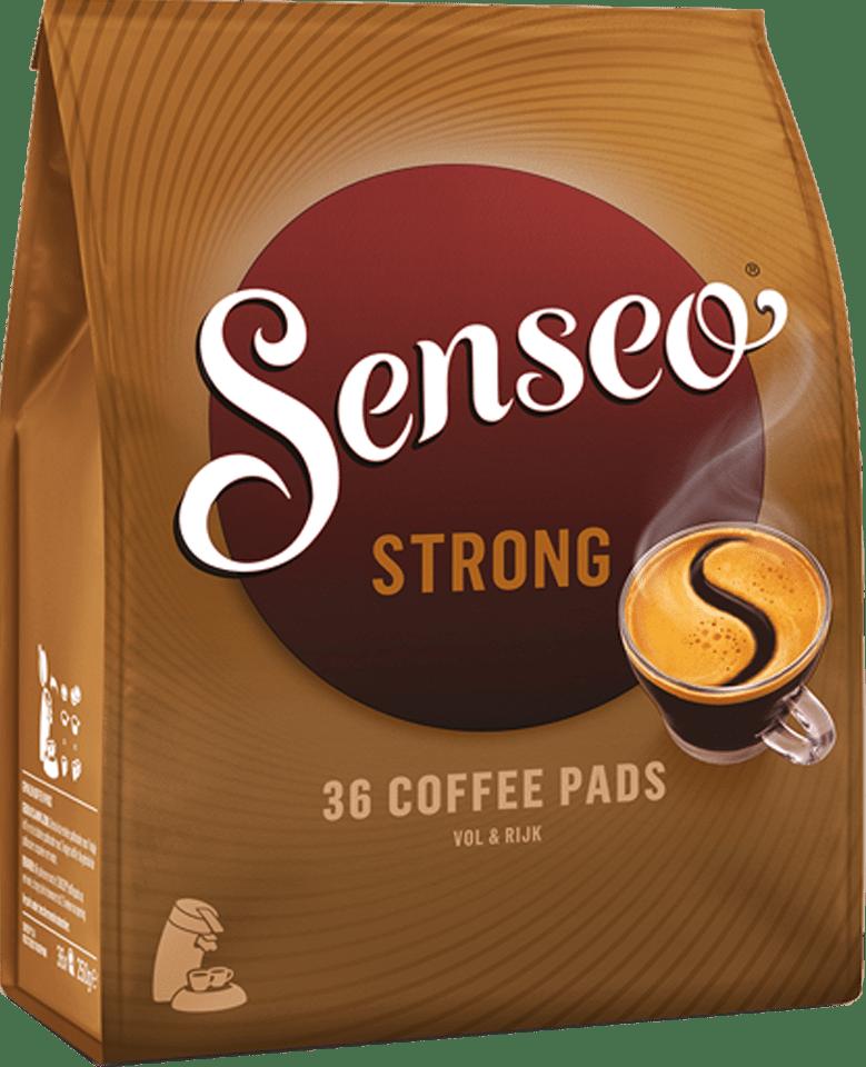 Senseo | Strong | Doos 10 x 36 pads