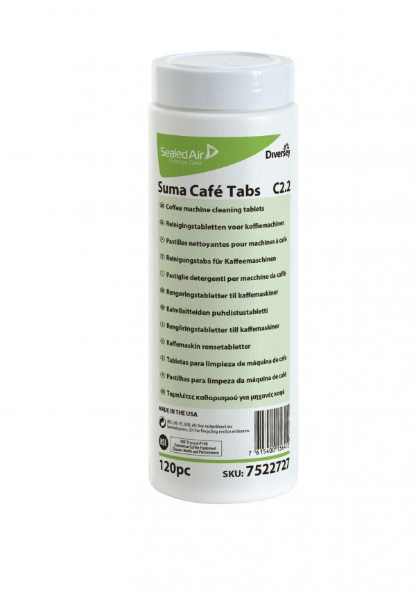 Suma | Coffee Tabs C2.2 | 120 tabletten
