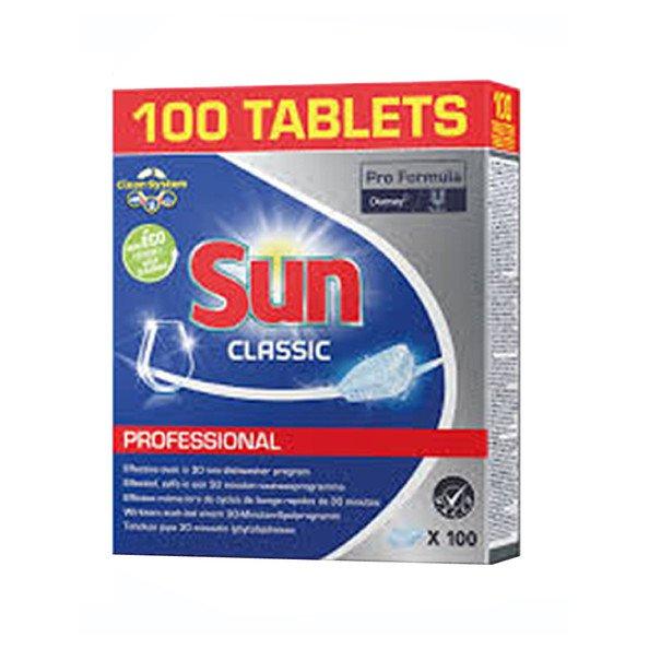 Sun | Classic Vaatwastablet | 100 stuks