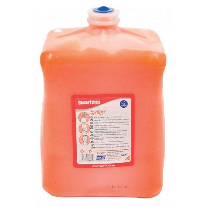 Deb | Swarfega Orange | Flacon 4 x 4 liter