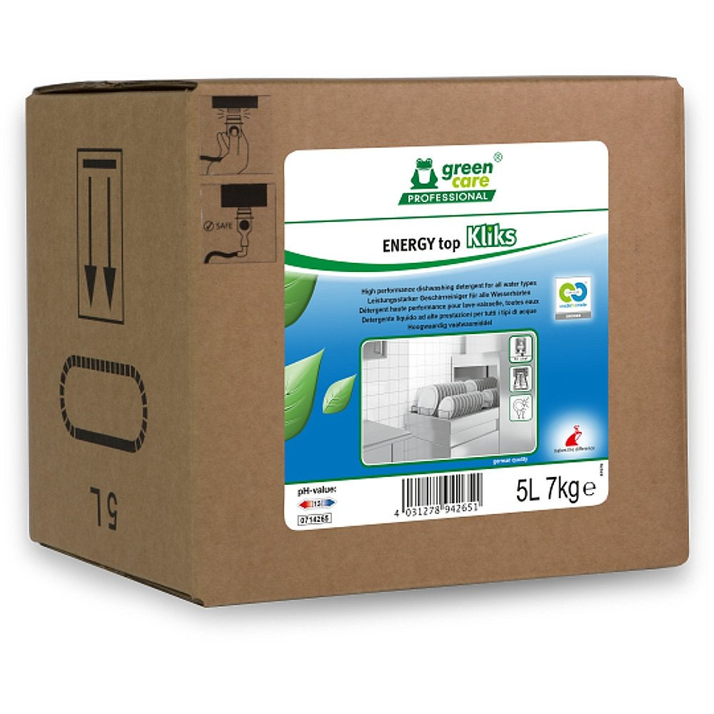 Tana Green Care Energy topKliks vaatwasmiddel 5 liter