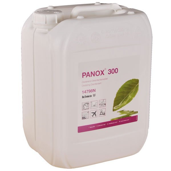 Panox 300 | Desinfectiemiddel oppervlaktereiniger | 10 liter