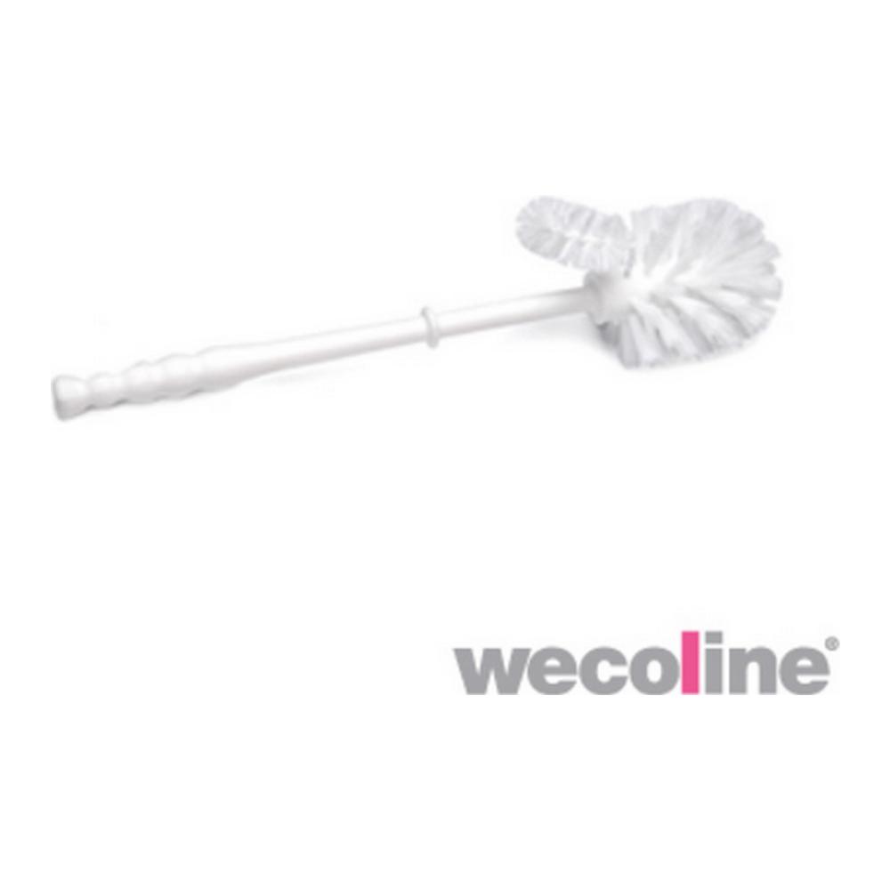 Wecoline Toiletborstel met randborstel zonder houder