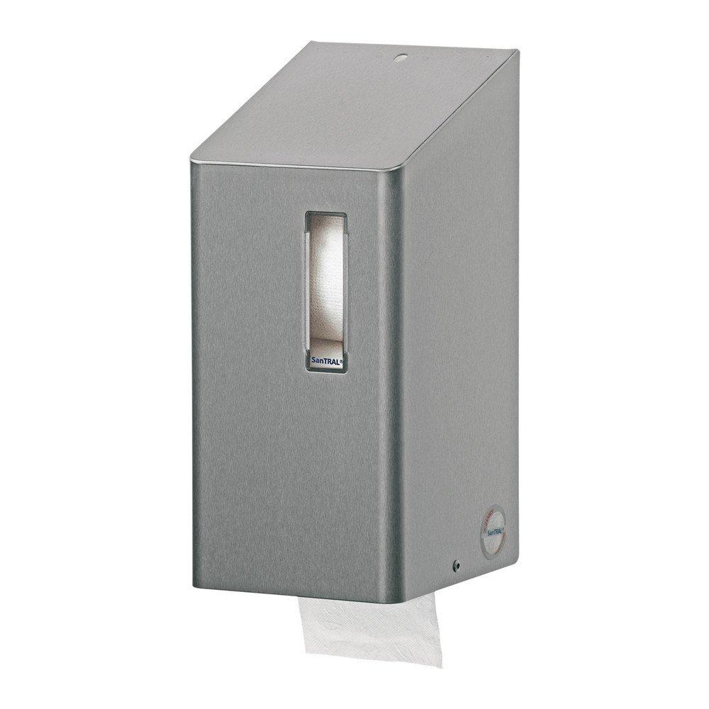 Santral   Toiletpapierdispenser   2 rols   RVS
