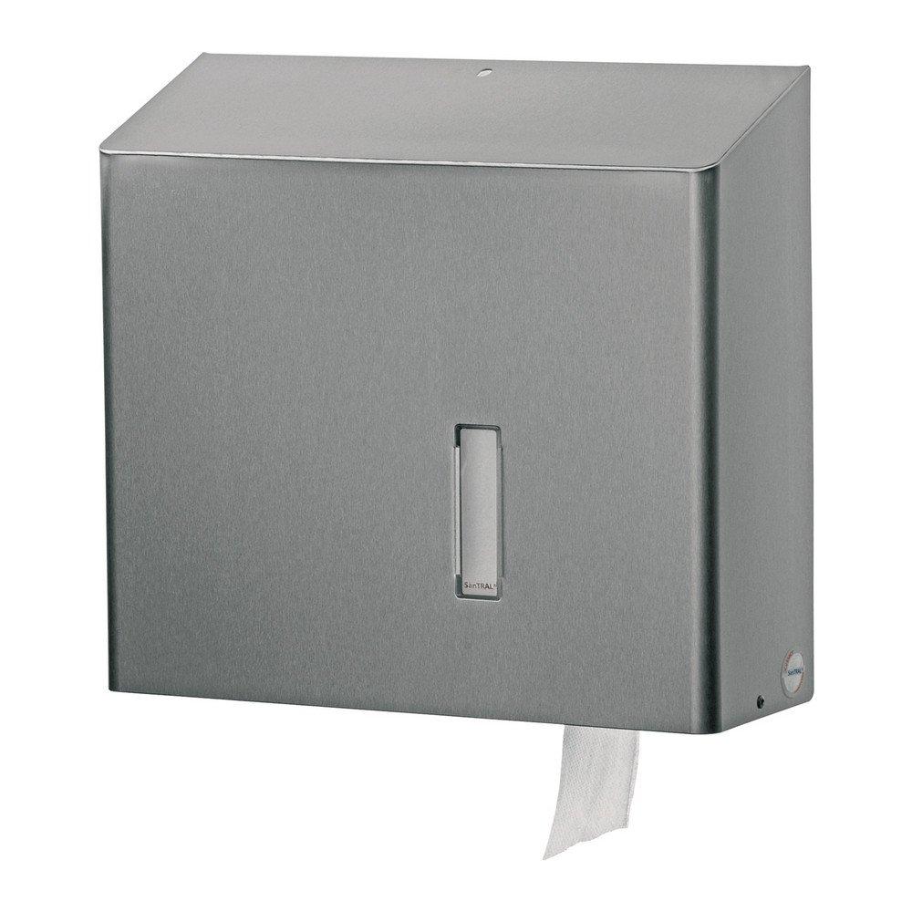 Santral | Toiletpapierdispenser | Maxi Jumborol | RVS