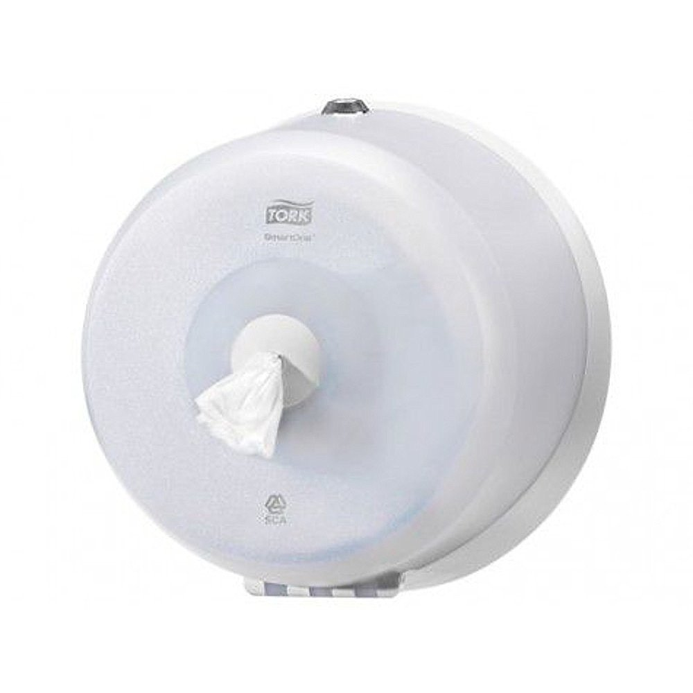 Tork Smartone Mini Toiletpapierdispenser wit T9