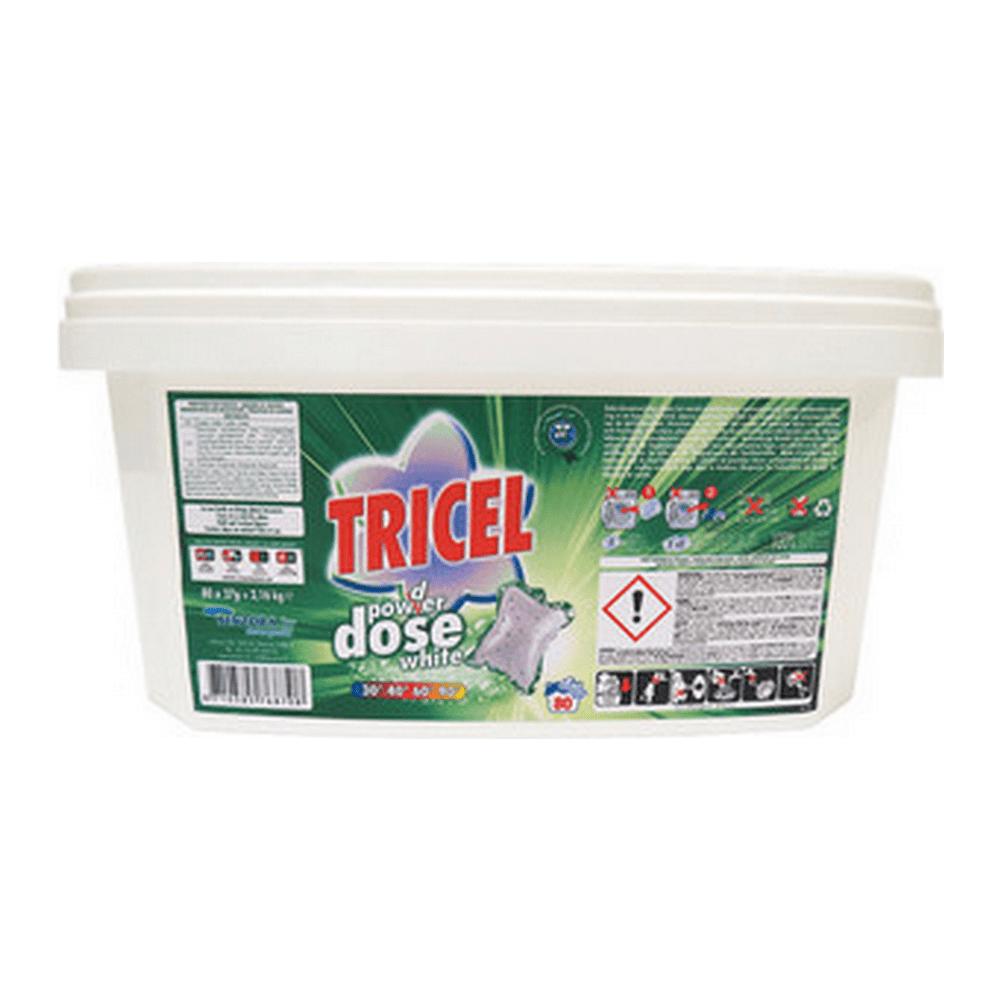 Tricel powder dose white 27 gr a80