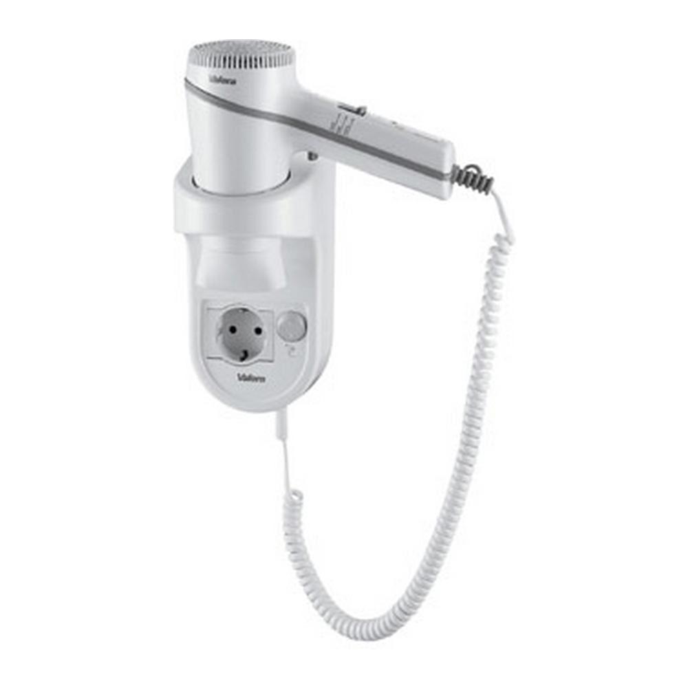 Valera Premium Smart 1600 Socket wandhaardroger wit