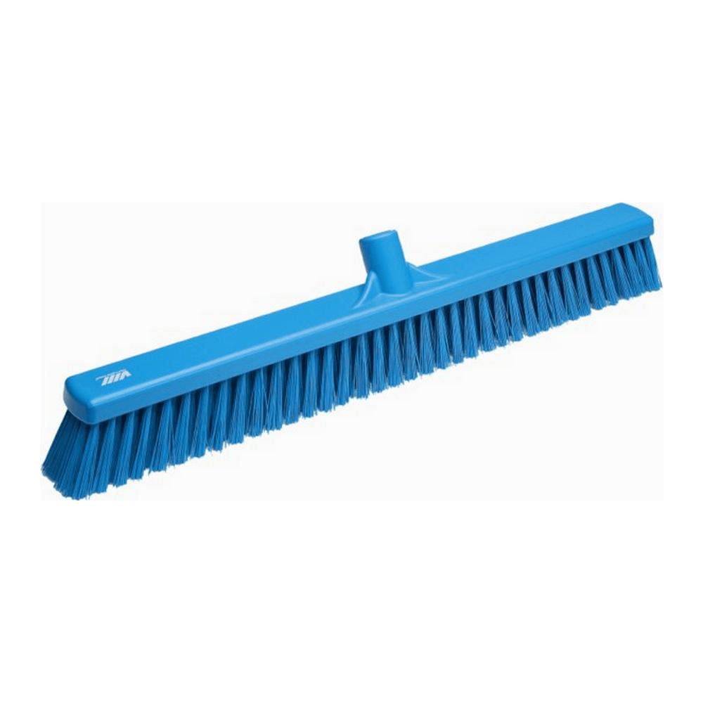 Vikan | Zachte veger | Blauw | 60 cm