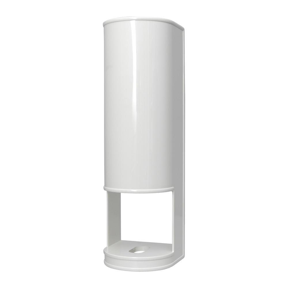 Euro Products | Voorraadhouder voor toiletrollen | Kunststof