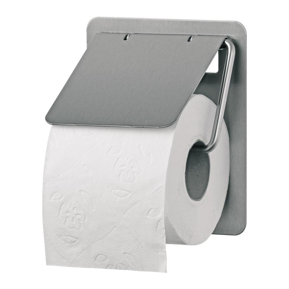 Santral | Toiletpapierdispenser | 1-rols | RVS