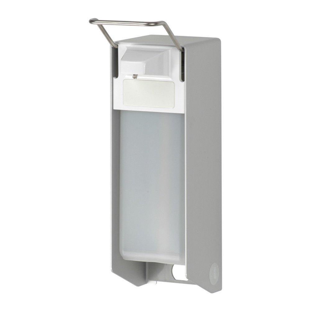 Zeepdispenser Ingo-Man 1 liter korte beugel aluminium Classic